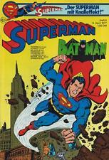 Superman 1977/ 8 (Z1-, Sm), Ehapa