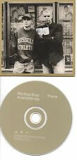 PET SHOP BOYS A RED LETTER DAY UK PROMO CDS IN CARD PS