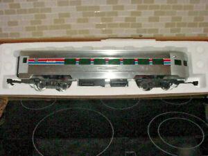 Aristo-Craft ART 32405A Streamline Observation Am track Metro Car Train G Scale