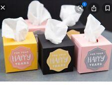 Mini Tissue Favours