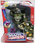 Transformers Animated Leader Bulkhead Leader Action Figure & Headmaster MISB