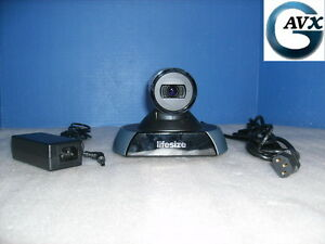 Lifesize Camera S 1080p 60fps +3m Warranty for Icon 600 & 800, includes Pwr Sply