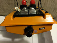 NEWQIDA NQD WATER JET POWERED RC RADIO CONTROL BOAT WITH 390 MOTOR