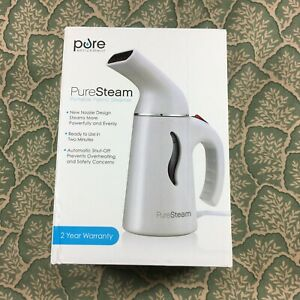 Pure Enrichment Puresteam Portable Steamer