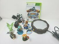 Skylanders Giants Lot XBOX 360, 1 game, 8 figures, 1 portal - free shipping