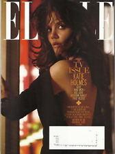 Katie Holmes Elle Magazine Feb 2011 Jane Lynch Anna Paquin Dobrev Emmy Rossum