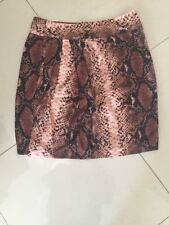 Witchery Silk Wrap Skirt 10