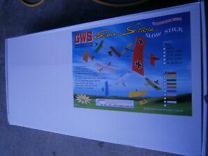 GMS SLOW STICK R/C Electric Park Flier