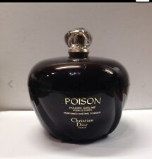 Christian Dior Poison Perfumed Body Dusting Powder Poudre Sublime, 200g Unused.