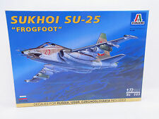 "LOT 29366 | Italeri 089 Sukhoi SU-25 ""Frogfoot"" 1:72 Bausatz NEU in OVP"