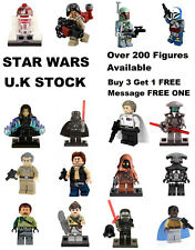 Star Wars Minifigure Clone Lego & Custom Minifigures Mini Figure BUY 3 & 1 FREE