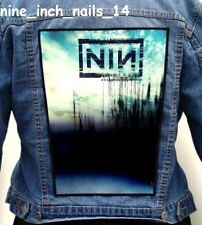 NINE INCH NAILS  Backpatch  ekran new