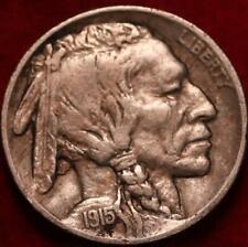1915 Philadelphia Mint Buffalo Nickel