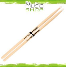 New Set of Promark Hickory JZ Jazz Drumsticks with Oval Nylon Tips - TXJZN