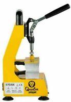 Qnubu Heißdruckpresse bis 300kg Obstpresse Honigpresse Stempelpresse Handpresse