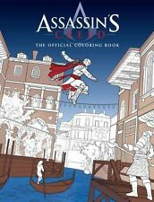 Assassin's Creed: The Official Coloring Book (Paperback or Softback)