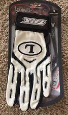 Louisville Slugger TPX Pro Design Series Baseball Batting Gloves Blk/Wht Adult S