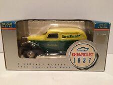 1937 Chevrolet Bank Green Thumb A Liberty Classics Die Cast Bank NIB 3rd Series