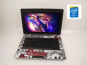 Cheap Gaming Laptop Dell  intel i7-2nd gen 8GB Ram 500GB HDD 15.6 inch screen