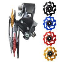 Aluminium Bicycle Jockey Wheel Rear Derailleur Bike with 11T Gear Guide Pulley