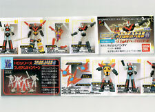 New BANDAI Great Mazinger Super Robot Complete Works 4 Full Set of 6 Figure
