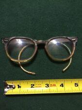 Vintage Glasses Universal Aluminum Eyewear 6 1/4