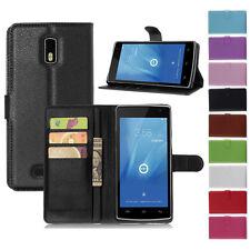 Shockproof Wallet Flip Leather Case For Doogee Phones