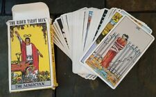 Rider Waite Tarot Card Cards Deck 78 Cards US Fast Shipping