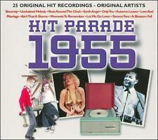 Hit Parade 1955 by Various Artists (CD, Mar-2007, Dynamic Nostalgia)NEW SEALED!