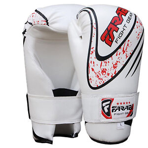 Farabi Kickboxing Taekwondo Semi Contact Gloves Boxing Gloves