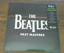 (BEATLES-Past Masters)-Remastered on heavyweight 180g vinyl-A7-2xLP