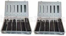(2) 42 Pc Marine Heat Shrink Tubing Assortment Waterproof Electrical Wire 84Pcs