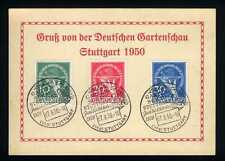 BERLINO Occid. - 1949 - Pro vittime riforma monetaria (A)