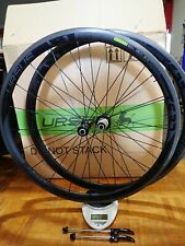 New URSUS Carbon Wheels Miura TS37 Tubular 10/11 Speed Shimano/Sram Wheelset Rim