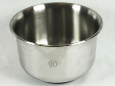 KENWOOD BOWL STAINLESS STEEL CONTAINER CONTAINER MIXER CHEFETTE HM680 HM670