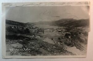 Nederland Colorado RPPC 1915