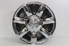 Factory OEM 2004-2007 Infinity QX56 18 X 8 Polished Aluminum Alloy Rim Wheel Cap