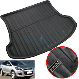 For Mazda CX-7 CX7 2007-2017 Boot Cargo Liner Tray Rear Trunk Mat Floor Carpet