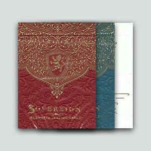 Sovereign Playing Cards - Cardistry, Magic, Collecting, Card Games