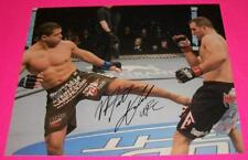 "UFC MATT ""THE HAMMER"" HAMILL SIGNED  8X10 PHOTO *EXACT PROOF*"