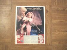 1970's Cameo Baby Wendy Doll ( Redesigned Miss Peep Doll ) Ad Reproduction