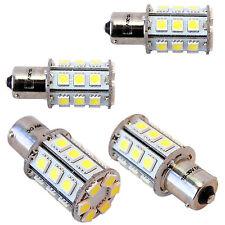 Four BA15s 24 LEDs Bulb Replacement for 1141 Casita RV Interior / Porch Light