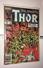 Thor #344 1st Appearance Of Malekith. MCU. MARK JEWELERS