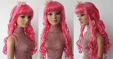 """Sherry Fashion Wig FOR BJD ELLOWYNE Blyth 22"""" AMERICAN MODEL TONNER DOLL(1SAW-23"""