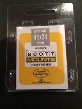 Scott Mount 41 x 31 mm (905; Black)