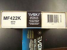 VGX MF422K Front Brake Pads Kit fits Nissan 240SX 240 SX 240-SX