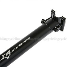 ROCKBROS Folding Bike Alloy 6061T6 CNC Seatpost Seat Post 33.9mm 580mm Black New