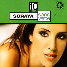 10 Temas: Serie Verde [Digipak] by Soraya (United States) (CD, Sep-2007, Latin S