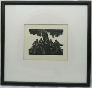 Framed Claire Leighton Woodblock Print From 'Farmer's Year' 1933