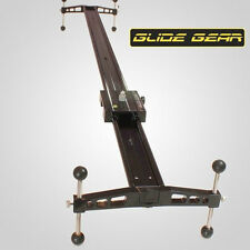 Glide Gear Dev 470 Pro Video Camera Track Rail Slider Stabiliser Dolly DSLR